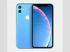 2019 iPhone 11r / iPhone XIr gets rendered with dual-cameras Iphone 11
