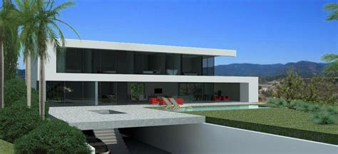 ultra modern minimal glass house modern design by modern design homes for sale in marbella club golf