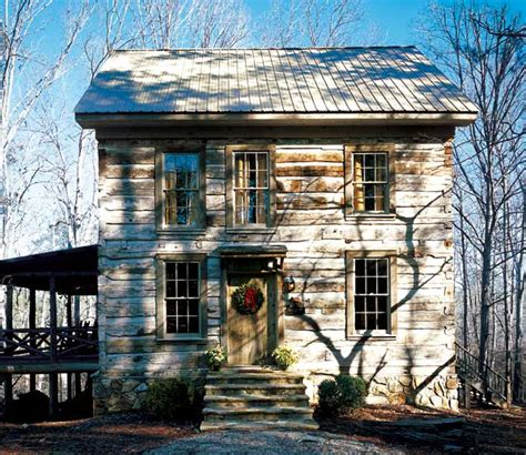 Reclaimed Log Cabins For Sale by Walden 19th Century Antique Log Homes Rustic Retreat Log
