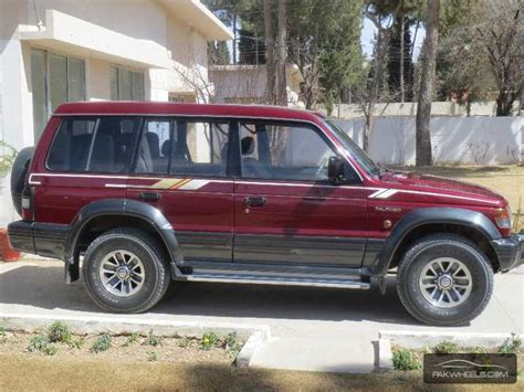 how to sell used cars 1993 mitsubishi pajero security system used mitsubishi pajero 1993 car for sale in quetta 800326 pakwheels