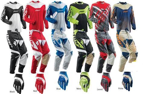 youth thor motocross gear las mejores marcas de ropa de moto m 225 xima comodidad y