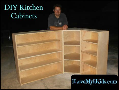 diy custom kitchen cabinets our diy custom kitchen cabinets