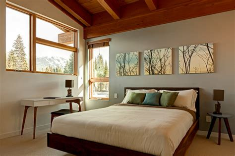 bedroom artwork ideas whistler mountain modern contemporary bedroom vancouver by maza interior design