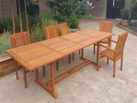 teak outdoor couch teak furniture cal preserving