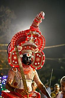 theyyam wikipedia