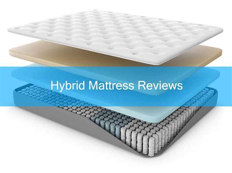 hybrid mattress reviews   top  selections