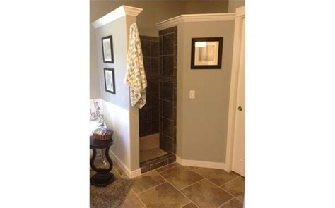 Infinity Shower Door Quot Infinity Quot Walk In Showers Modular Home Manufacturer Ritz Craft Homes Pa Ny Nc Mi Nj
