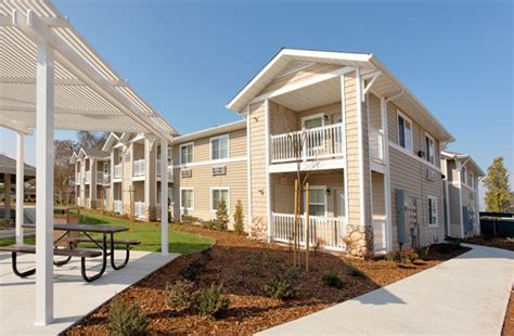 Farmersville Post Office by Farmersville Apartments Palomar Court Affordable