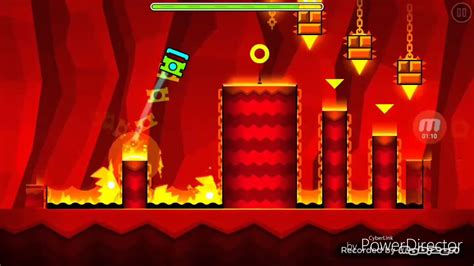 geometry dash meltdown full version youtube full level geometry dash meltdown youtube