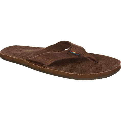 hemp rainbow sandals rainbow hemp eco 301 sandal s backcountry