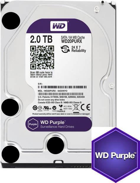 Harddisk Wd 2tb 2tb Hdd Wd Purple Megateh Eu Shop