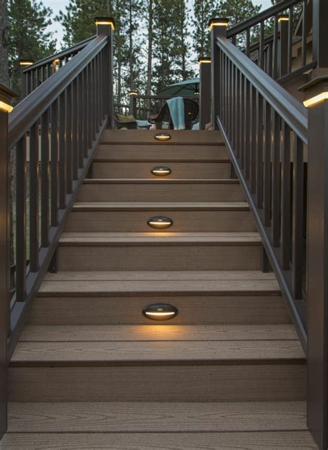Outdoor Lighting Stairs Garden Stair Lighting And You Make Catcher Fresh Design Pedia