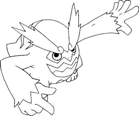 Pokemon Coloring Pages Darmanitan | coloring pages pokemon darmanitan drawings pokemon