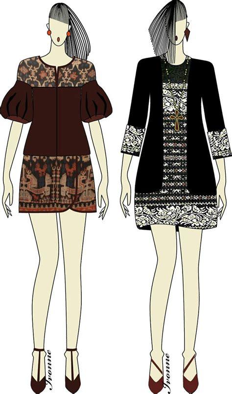 Blouse Batik Elegan Bbr 013 359 best sewing batik images on batik dress batik fashion and dresses