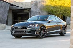 Audi S5 Coupe Price The 2018 Audi S5 Is The Smartest Coupe You Ll