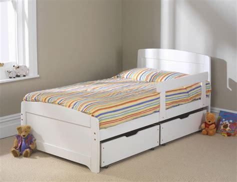 Childrens Bed Frame Rainbow Childrens White Bed Frame