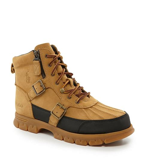polo casual boots for polo ralph demond casual boots dillards