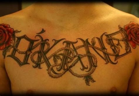 gothic letters tattoo designs 50 creative lettering tattoos for and amazing