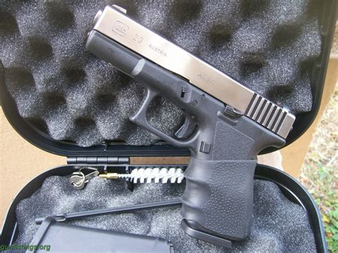 Tunik Two Tone 1 gunlistings org pistols glock 23 two tone
