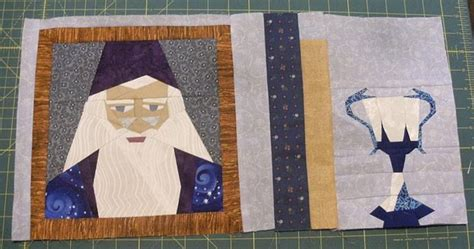 pattern paper substitute 427 best quilts harry potter images on pinterest quilt