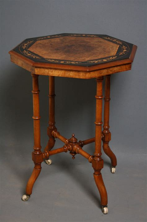occasional table in walnut antiques atlas