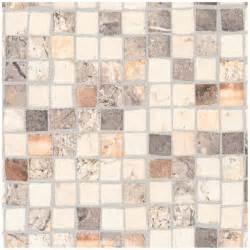 arbeitsplatte arbeitsplatte 60 cm x 3 9 cm mosaik braun beige s 234
