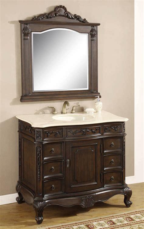 40 Inch Vanity by More 30 47 Inch Vanities Vintage Sink Vanities Modern
