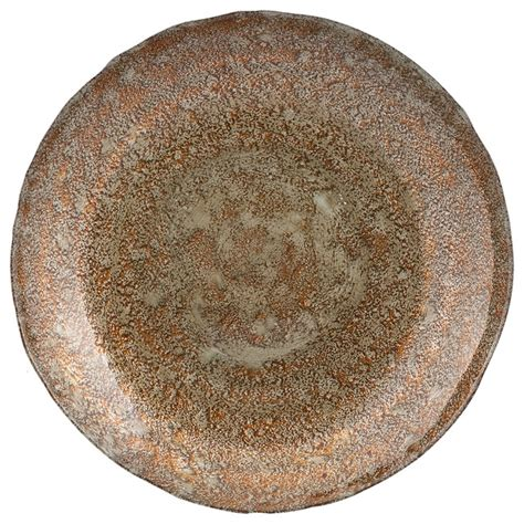 rustic charger plates prepossessing copper patina glass charger rustic