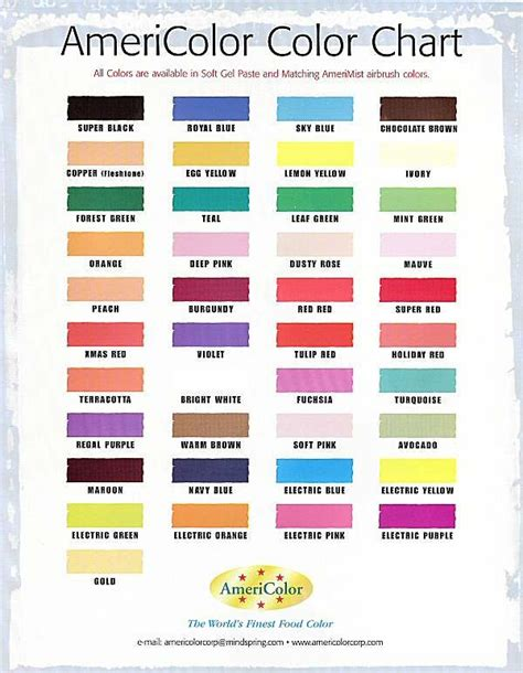 food coloring chart 359 best frosting coloring chart food coloring