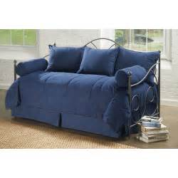 Daybed Comforter Sets Karin Maki American Denim Daybed Ensemble 5 Comforter Set Reviews Wayfair