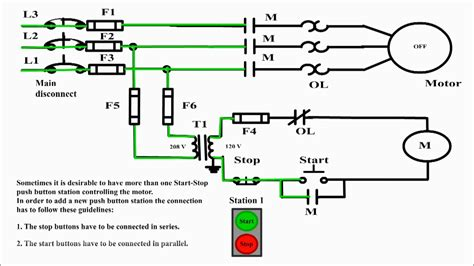 3 wire circuit diagram 3 wire stop start wiring diagram agnitum me