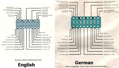 vw type 1 wiring diagram 1973 vw beetle wiring diagram fuse box and wiring diagram