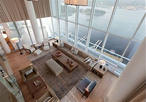 vancouver appartments modern penthouse apartment in downtown vancouver by robert