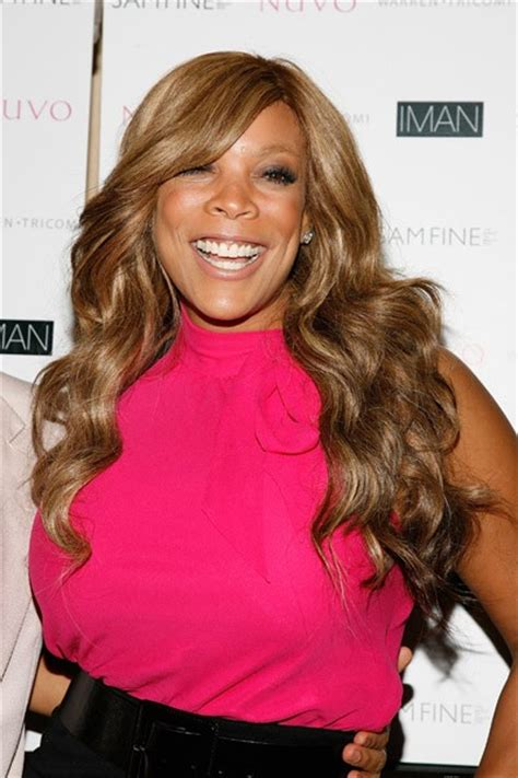 williams haircuts houston wendy williams biography birth date birth place and pictures