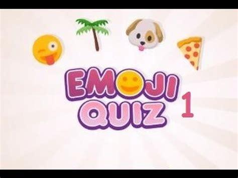 emoji film pinguin emoji quiz level 1 20 l 246 sungen deutsch 2015 youtube