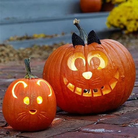 70 cool easy pumpkin carving ideas for wonderful halloween