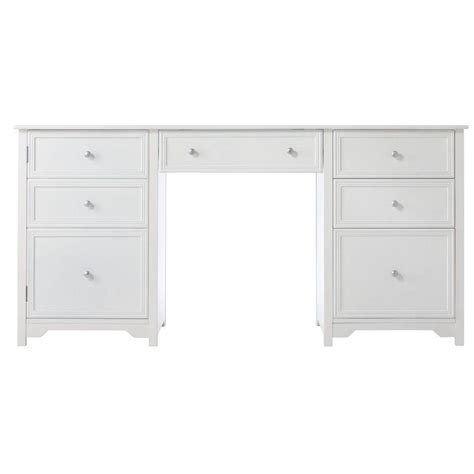 Home Decorators Collection Oxford White Desk 0151200410 | home decorators collection oxford white desk 0151200410