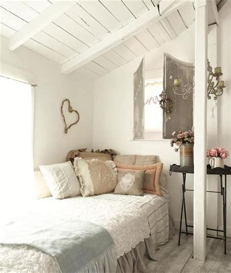 romantic bright attic bedrooms
