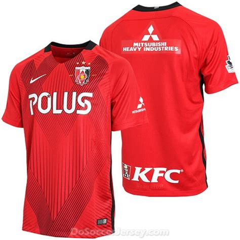Jersey Urawa by Urawa Diamonds 2017 18 Home Shirt Soccer Jersey
