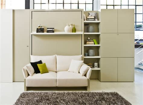 murphy bed with couch 7 best images about murphy beds for tiny living on
