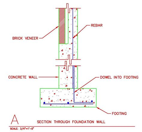 Roof Deck Plan Foundation Plansandsections Ae391proj3