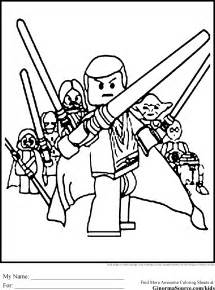 lego star wars coloring page jedi coloring pages