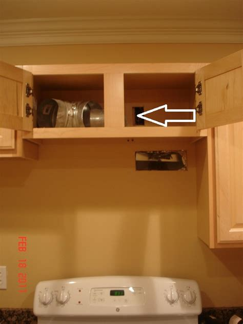 Kitchen Exhaust Clearances Kitchen Stove Kitchen Stove Vent Installation