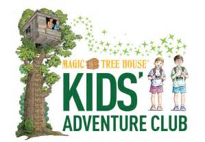welcome to the magic tree house