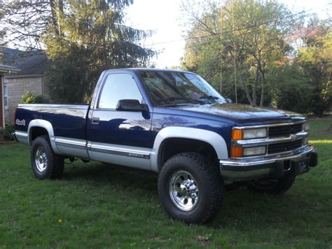 1994 gmc 2500 information and photos zombiedrive