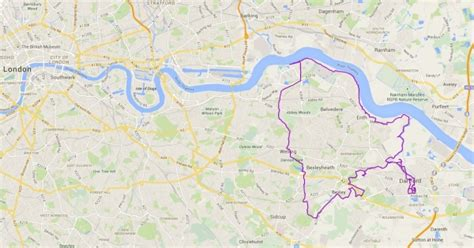 thames river walk map january back to back day 1 dartford and lower river thames