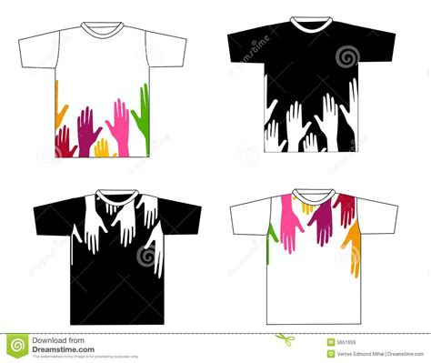 layout t shirt vector stylish t shirt design vector royalty free stock images