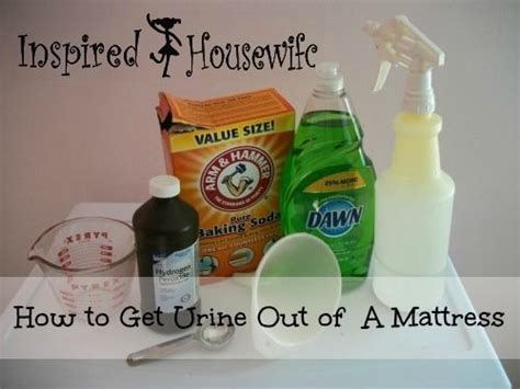Cleaning Urine Out Of Mattress by How To Get Stains Out Of A Mattress