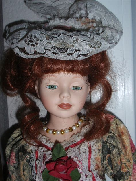 bisque porcelain doll doll 16 inch bisque porcelain ebay