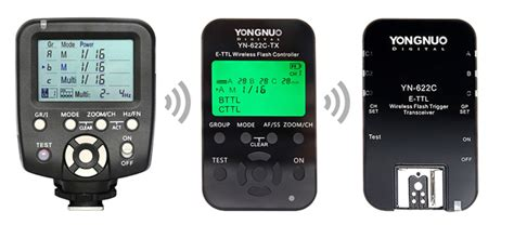 Yongnuo Yn 622c yongnuo flash havoc